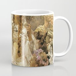 Queen Guinevres Maying by Collier Coffee Mug