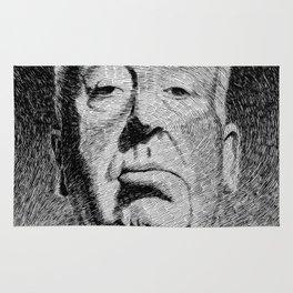 Fingerprint - Hitchcock Rug