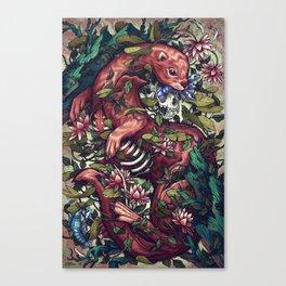 Momento Mori Canvas Print