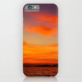 Phuket Sunset iPhone Case