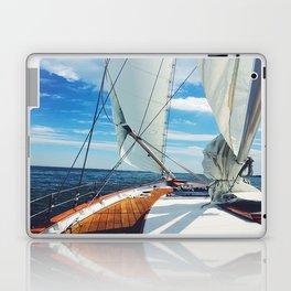 Sweet Sailing Laptop & iPad Skin