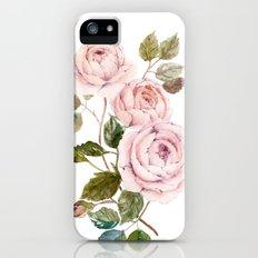 roses iPhone SE Slim Case
