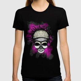 Yolandi style ErrorFace Skull T-shirt