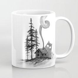 Better stay inside Coffee Mug