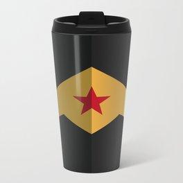 Woman, Hero Wonder, DC Metal Travel Mug