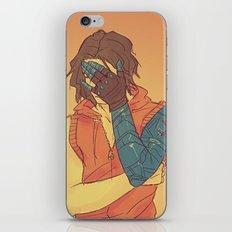 FACEPALM iPhone & iPod Skin