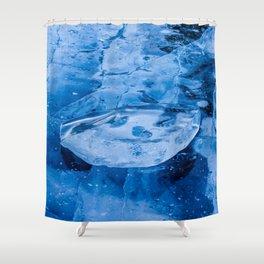 Smiley of Baikal Shower Curtain