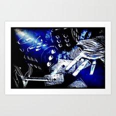 Rollin Art Print