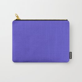 Iris - solid color Carry-All Pouch