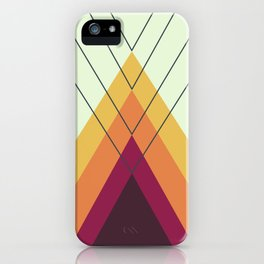 Iglu Vintage iPhone Case