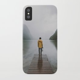 Mountain Lake Vibes - Landscape Photography iPhone Case