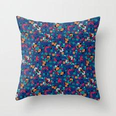 Kaleidoscope Number 3 Throw Pillow