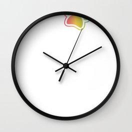 I Heart Clumber Spaniels | I Love Clumber Spaniels Wall Clock