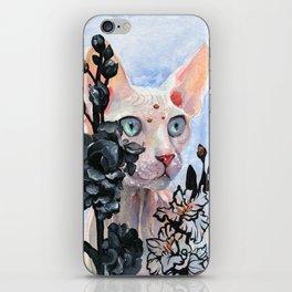 Gladioulus iPhone Skin