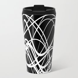 Intersecting Flow Travel Mug