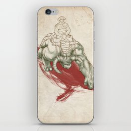 Rise of the Dominators iPhone Skin