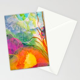 Hi Fishies Stationery Cards