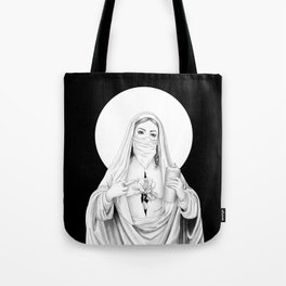 Santa Provocadora Tote Bag