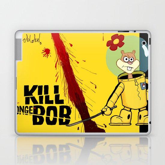 Kill Spongebob Laptop & iPad Skin