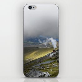Snowdonia Mountain Railway iPhone Skin