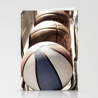 basketball Stationery Cards featuring Basketball by SShaw Photographic