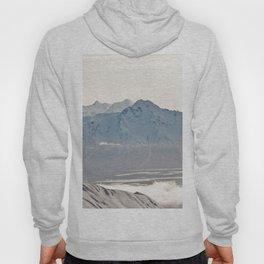 Talkeetna Mountains and Twin Peaks Hoody