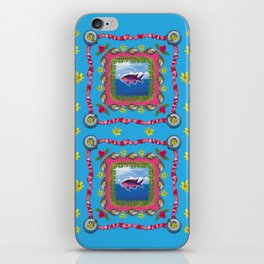 PATTERN - ISLE OF DREAMS iPhone Skin