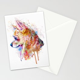 Watercolor Chihuahua Stationery Cards