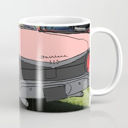 Cartoon #1 - Fairlane Coffee Mug