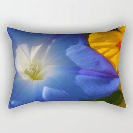 Simple Beauty Rectangular Pillow