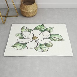 Magnolia Grandiflora Rug