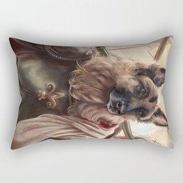 Joan of Bark Rectangular Pillow