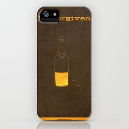 Unforgiven iPhone Case