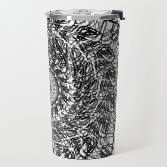 Mandala 26 Travel Mug