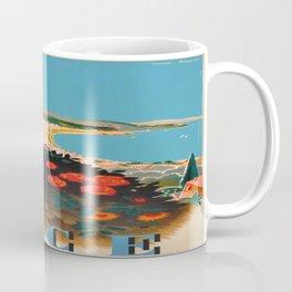 Vintage poster - Nice Coffee Mug