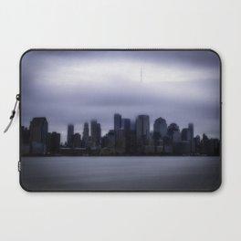 Moody city Laptop Sleeve