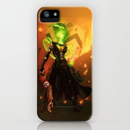 Anne Frankenstein AF1 iPhone Case