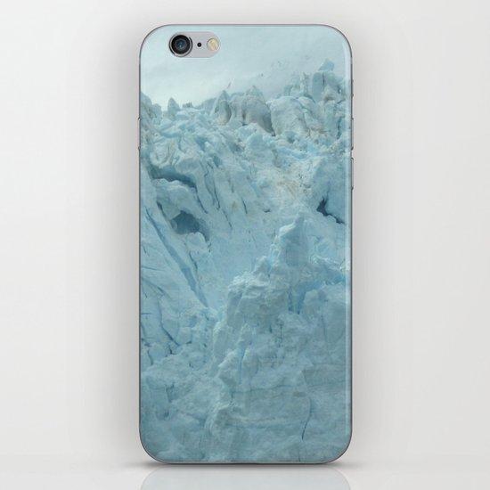 Glacier Beauty Up Close iPhone & iPod Skin