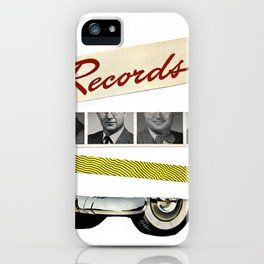 Disc Jockeys iPhone Case