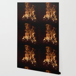 September Bonfire Wallpaper