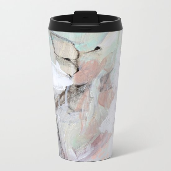 1 2 0 Metal Travel Mug