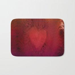 Wild Heart Bath Mat