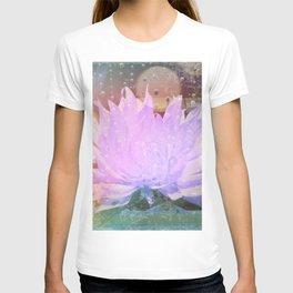 Raining Lonesome Flower T-shirt