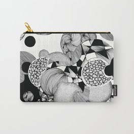 Certain Uncertainties Carry-All Pouch