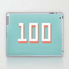 The 100 Laptop & iPad Skin