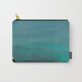 The Bali Blues Carry-All Pouch
