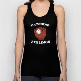 Catching Feelings Unisex Tank Top