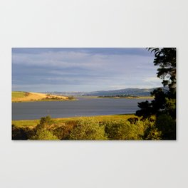 Bull Iland Tamar River Northern Tasmania*Australia* Canvas Print
