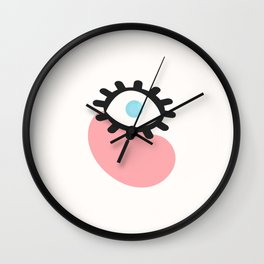 Mystique - Not-So Evil Eye Wall Clock