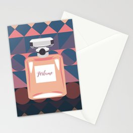 Aztec Perfume Stationery Cards